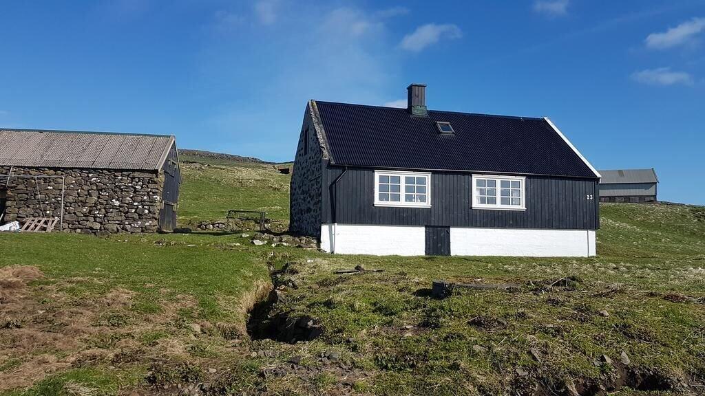 The Real Faroese Experience, Skálavík
