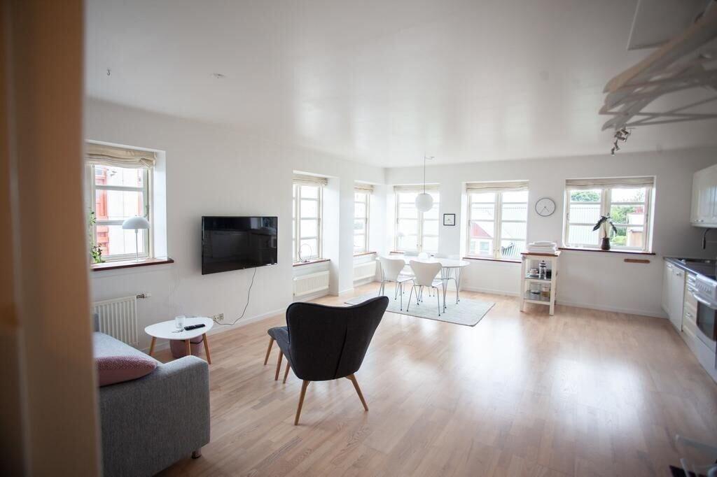 Central apartment in Tórshavn, Tórshavn