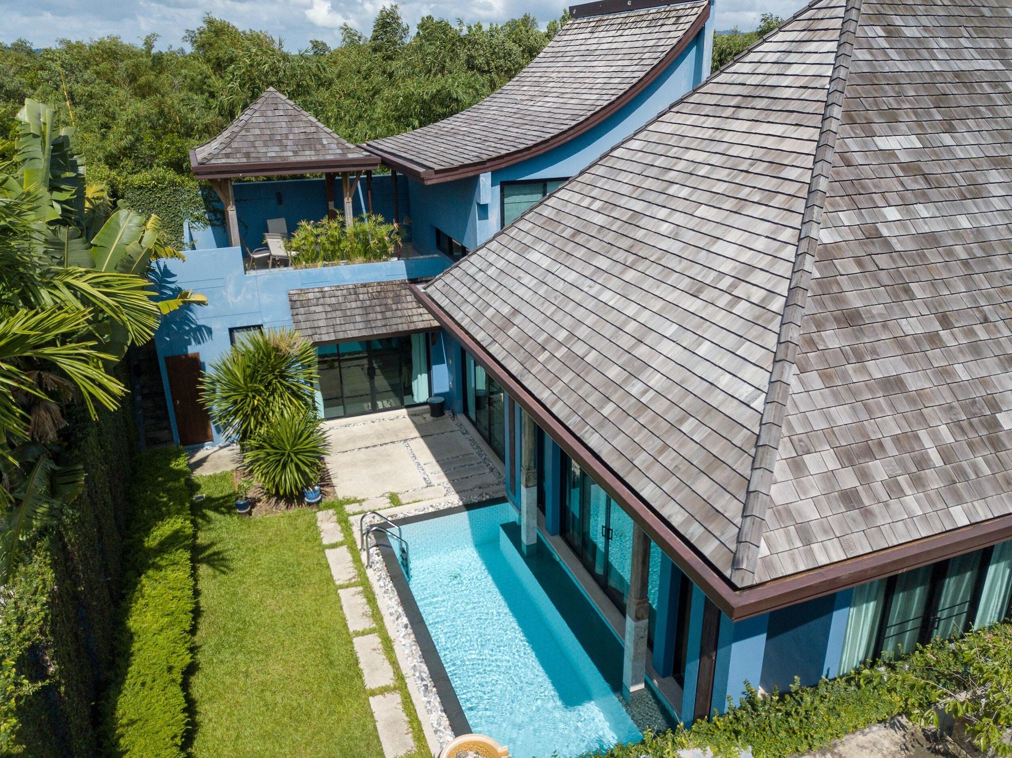 Wings - 3 Bdr Pool Villa at Bangtao, Pulau Phuket