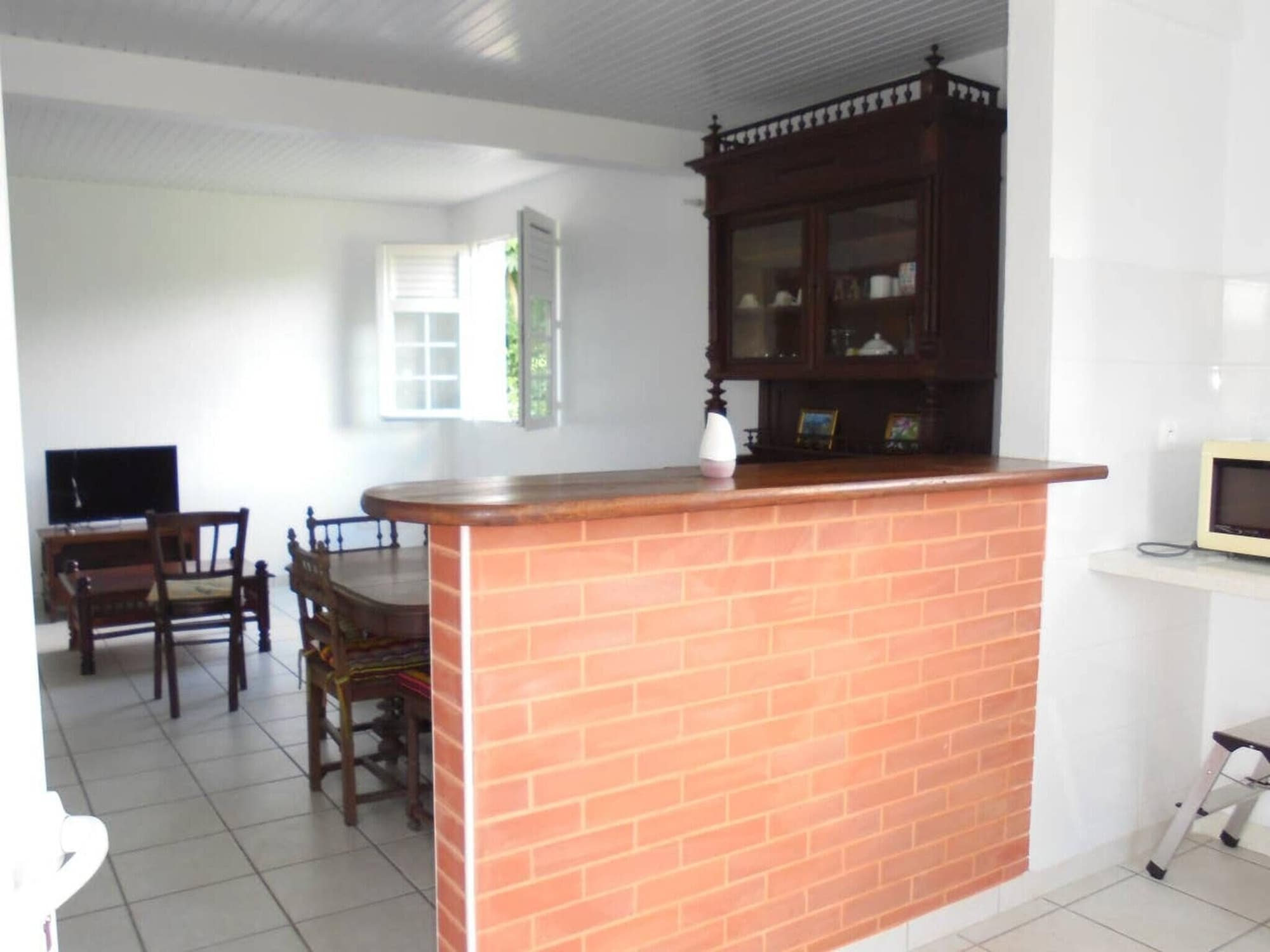 Apartment With 2 Bedrooms in Le Lamentin, With Wonderful Mountain View, Furnished Garden and Wifi, Le Lamentin