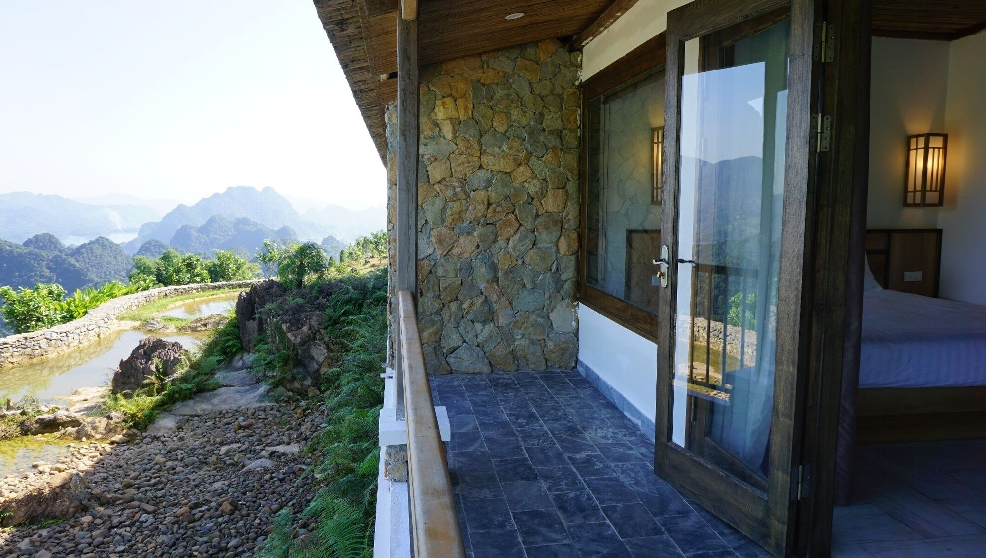 Ba Khan village resort, Mai Châu