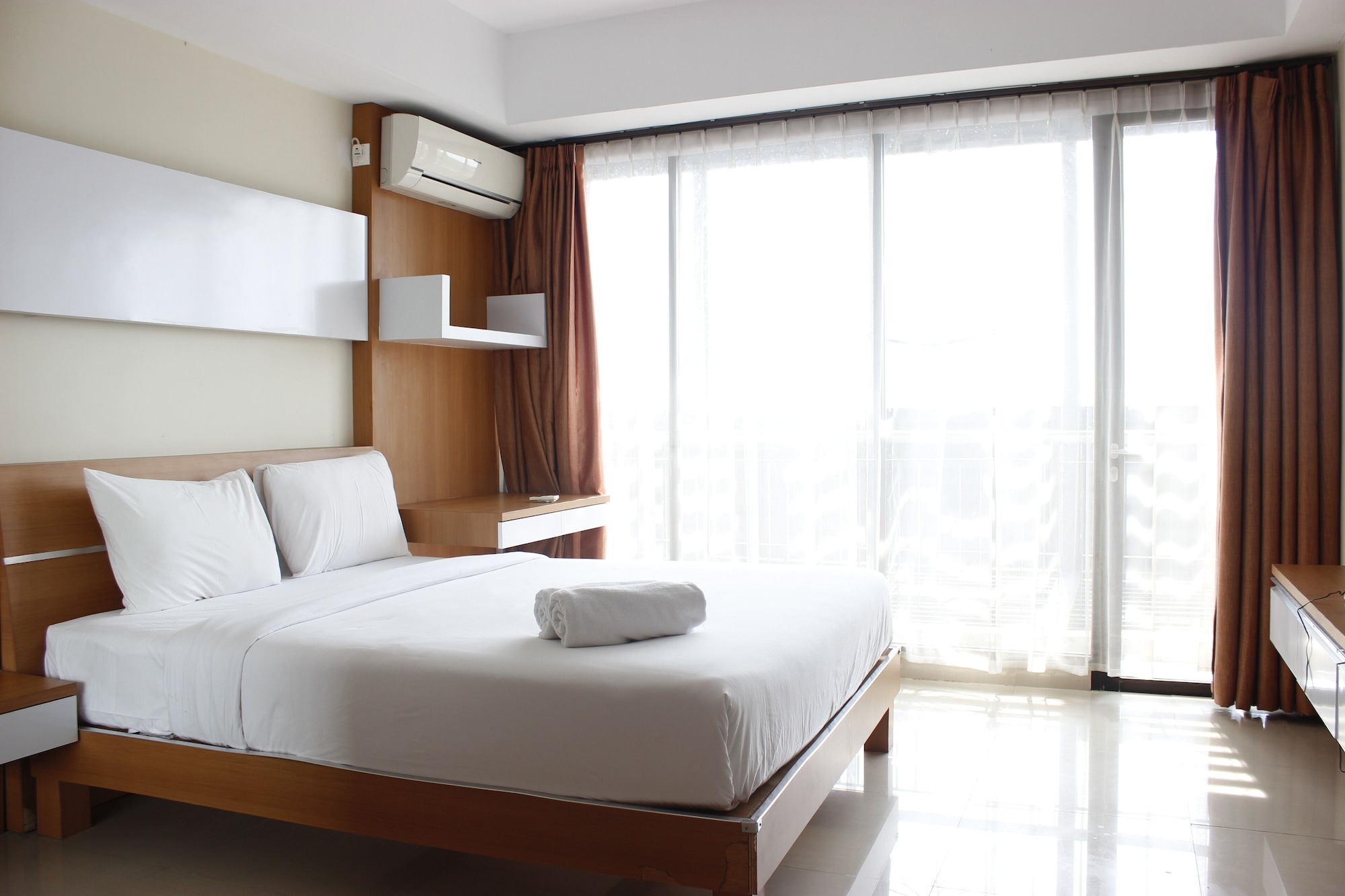 Cozy Studio Apartment at Beverly Dago Residence, Bandung