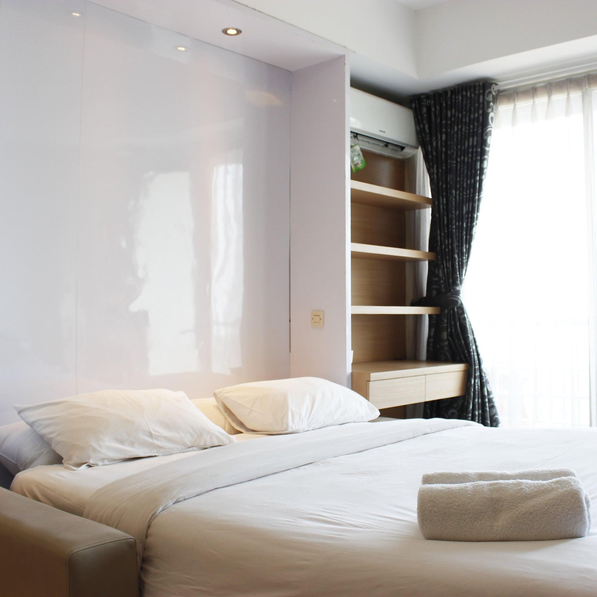 Stylish Studio Room @ Beverly Dago Apartment, Bandung