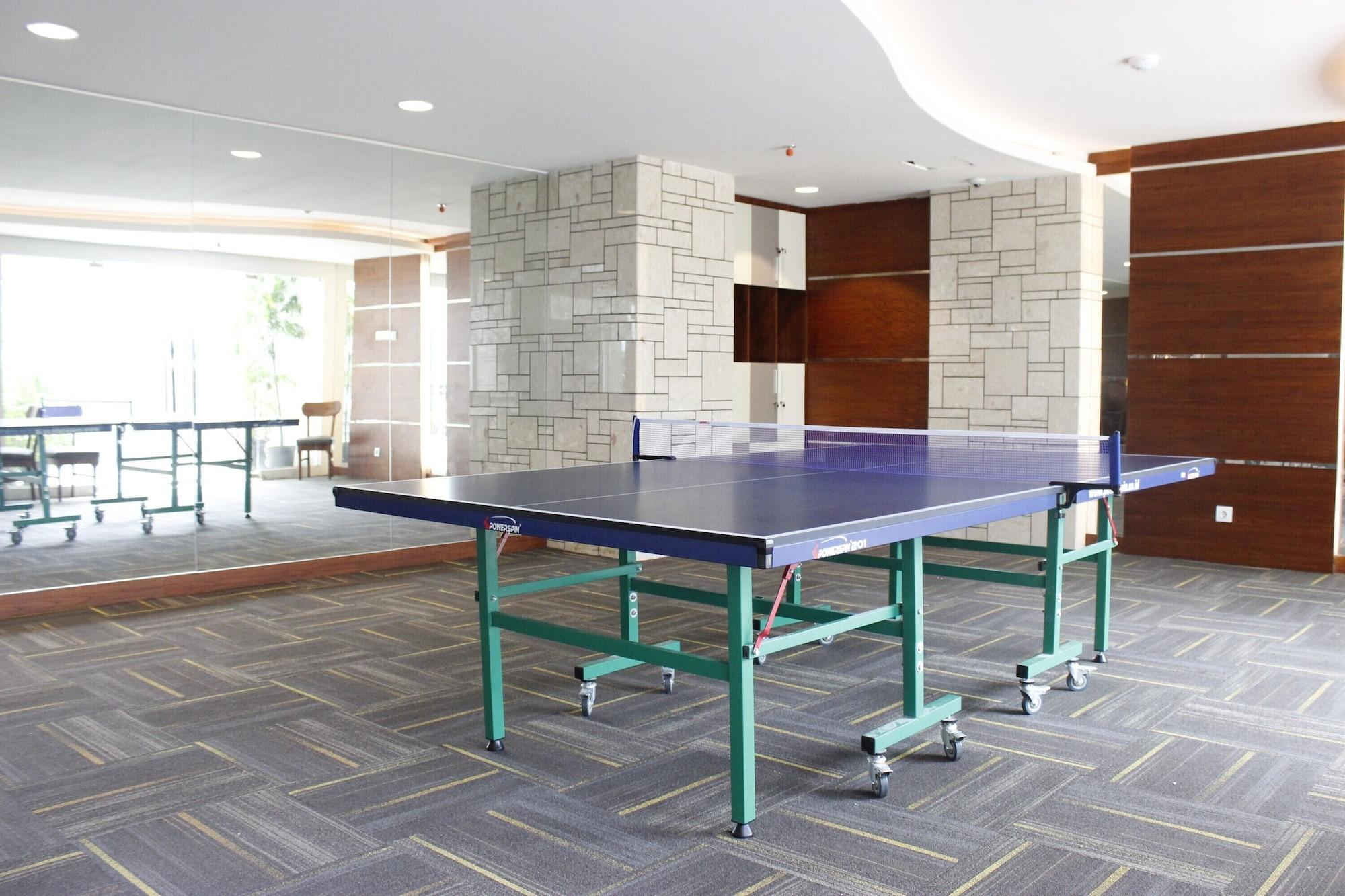 Modern Stylish Studio Plus at Greko Apartment Bandung, Bandung
