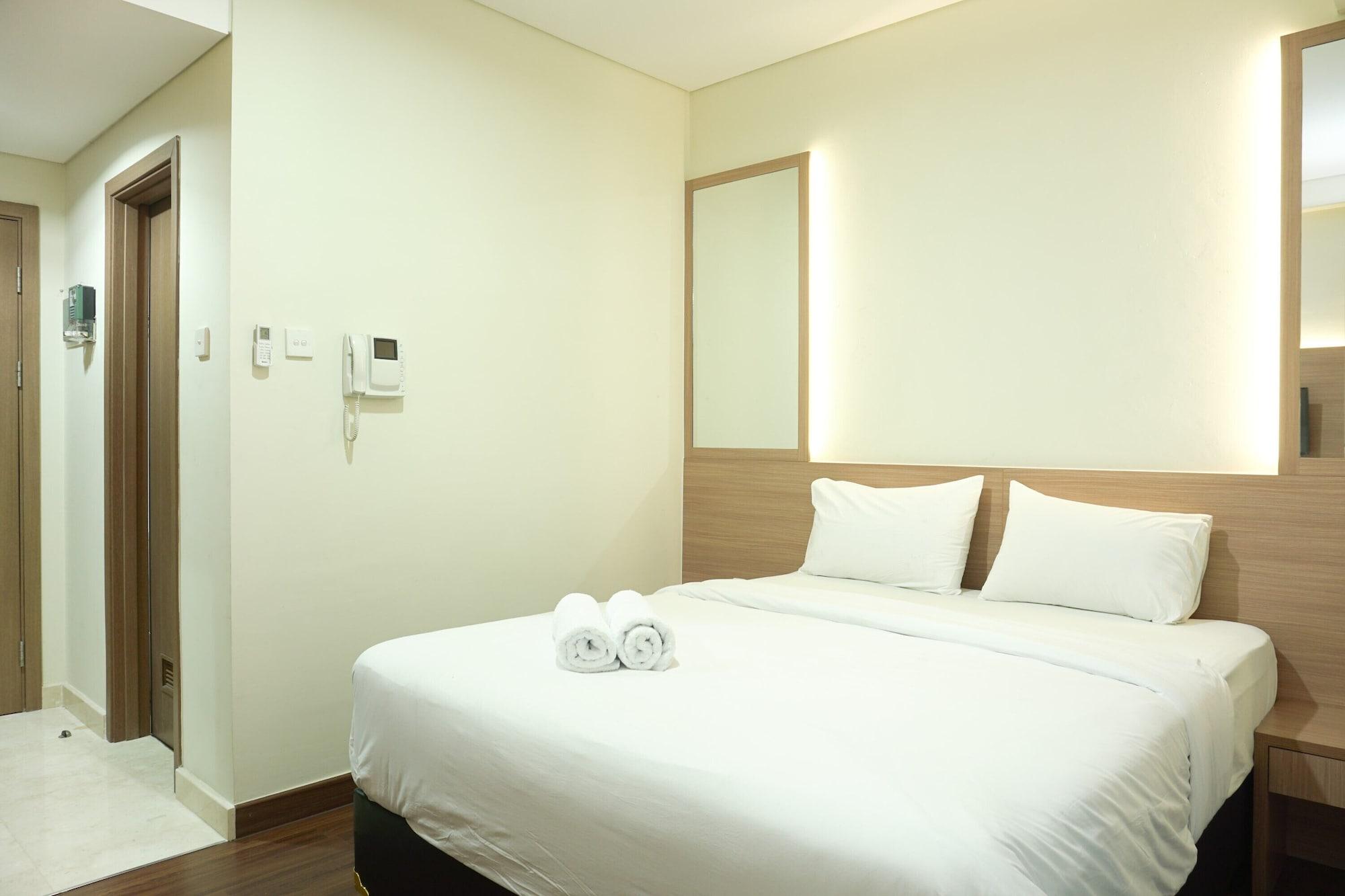 Cozy Studio Puri Orchard Apartment in Strategic Location, Jakarta Barat