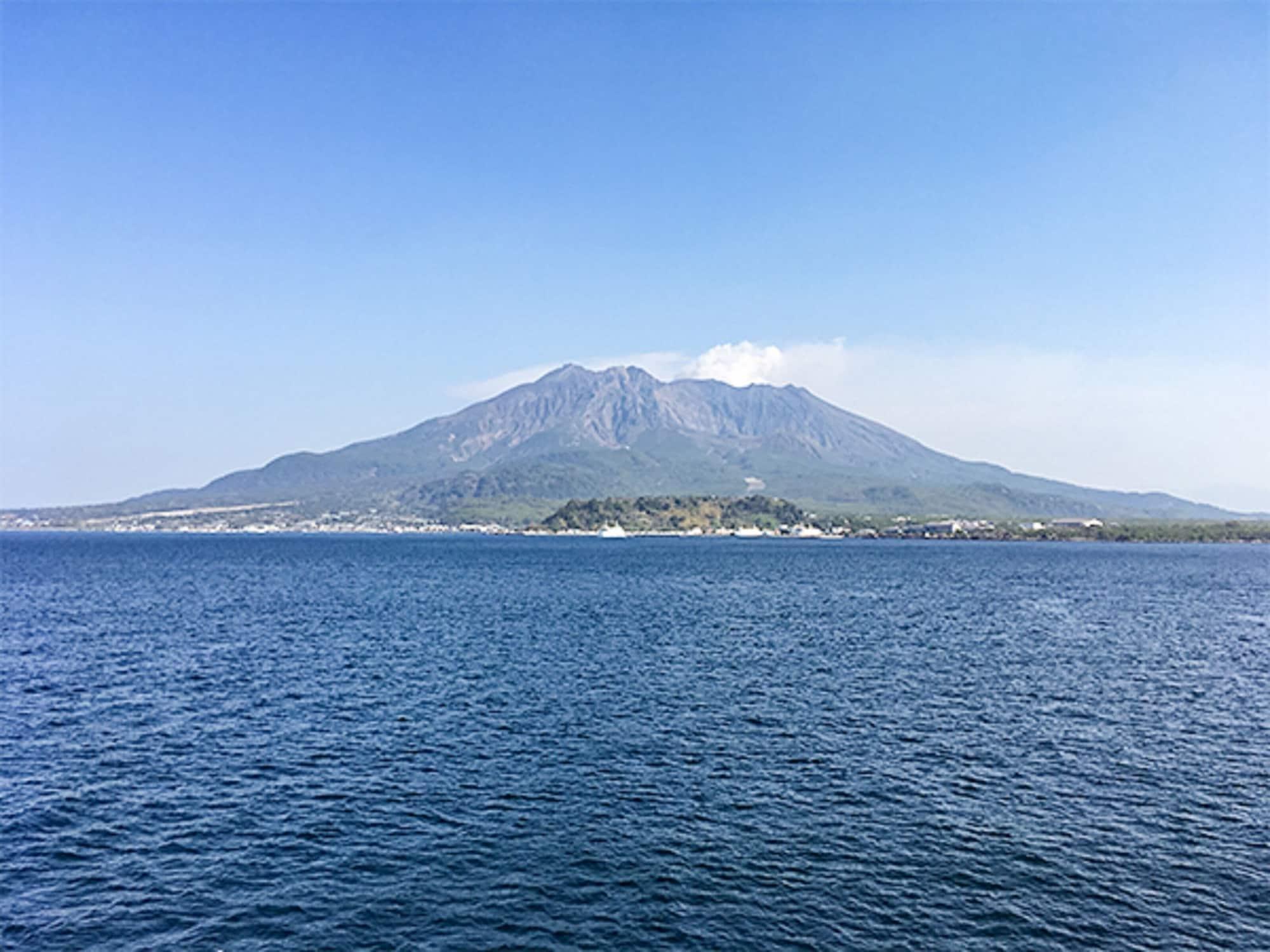 LiVEMAX RESORT Sakurajima-seafront, Tarumizu