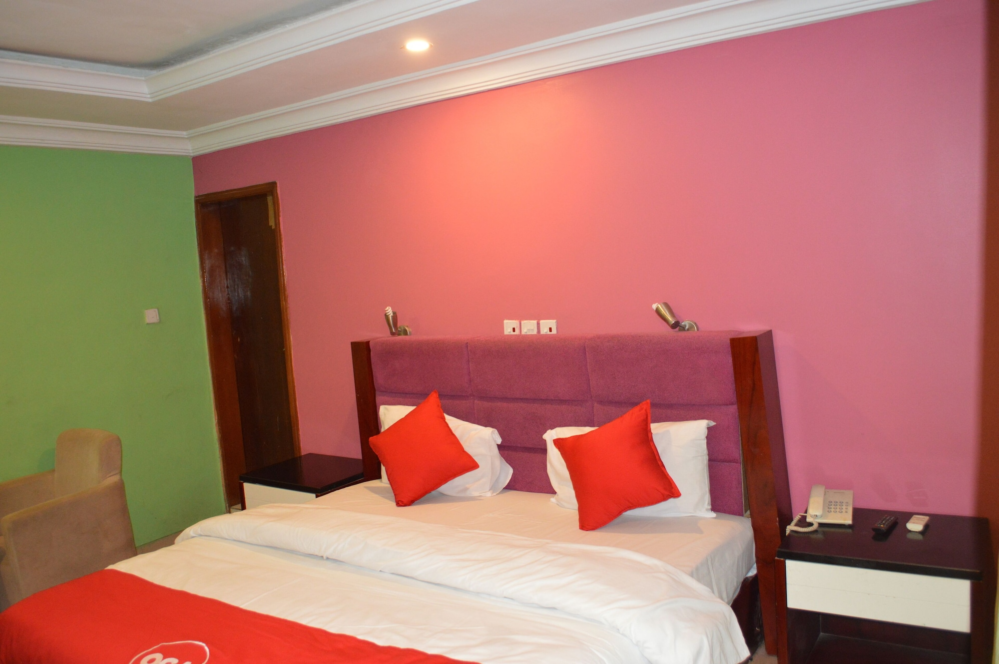 OGA 813 Hotel, Apapa