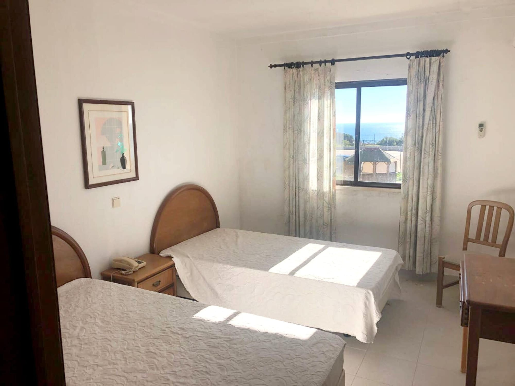 Apartment With one Bedroom in Carvoeiro, With Wonderful sea View and Furnished Terrace, Lagoa