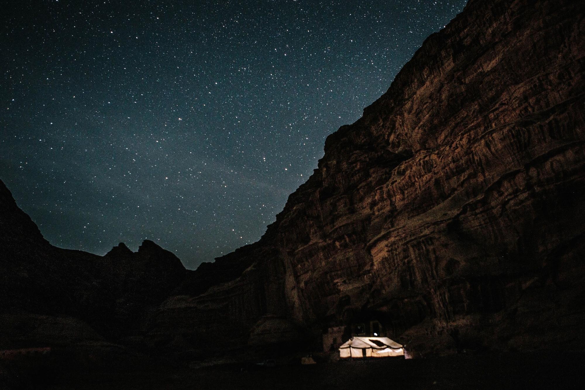 Wadi Rum Bedouin B&B Malakot, Quaira