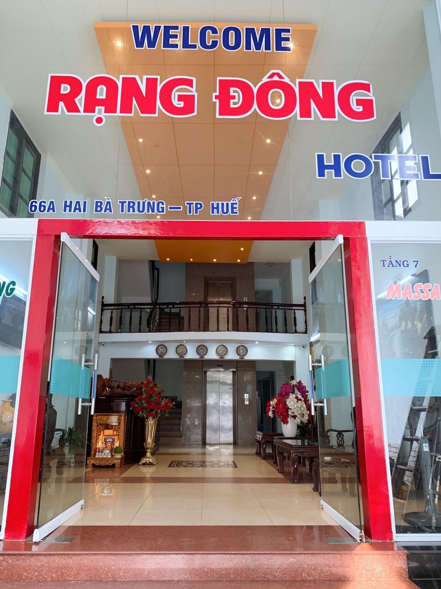 Rang Dong hotel, Huế