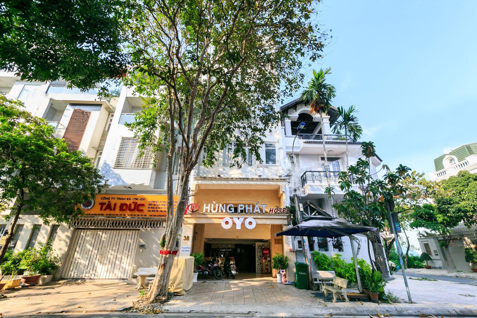 OYO 542 Hung Phat Hotel, Tan Phu