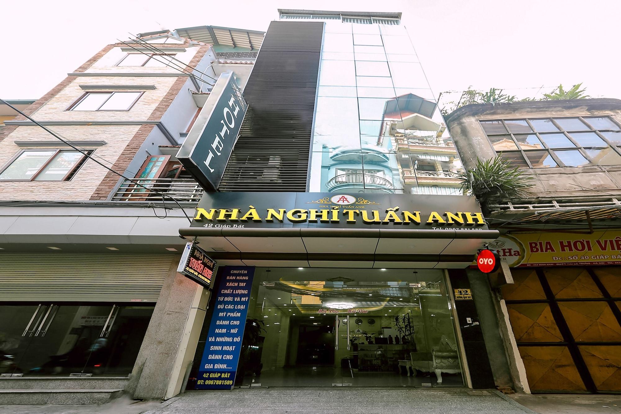 OYO 504 Tuan Anh Hotel, Hoàng Mai