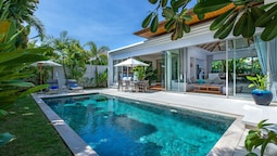 3BR Villa with Private Pool at Bangtao Beach