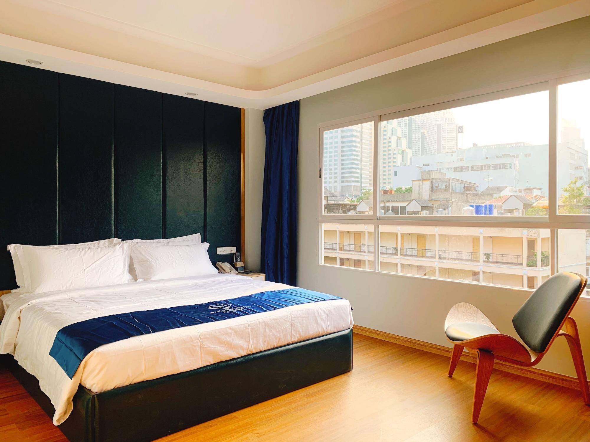 Sapphire Hotel Silom Bangkok, Bang Rak
