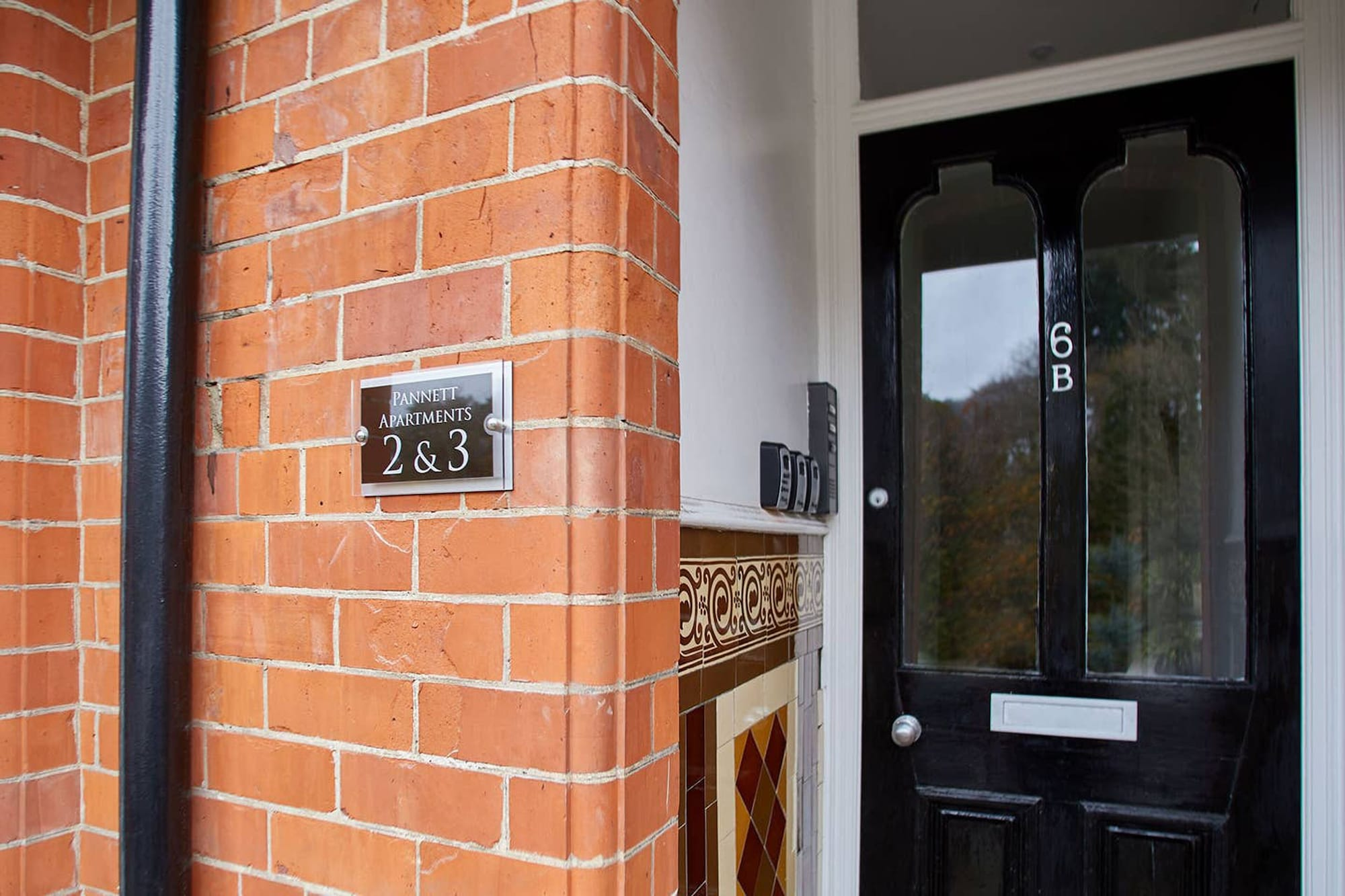 Number 3 at Pannett Apartments, North Yorkshire