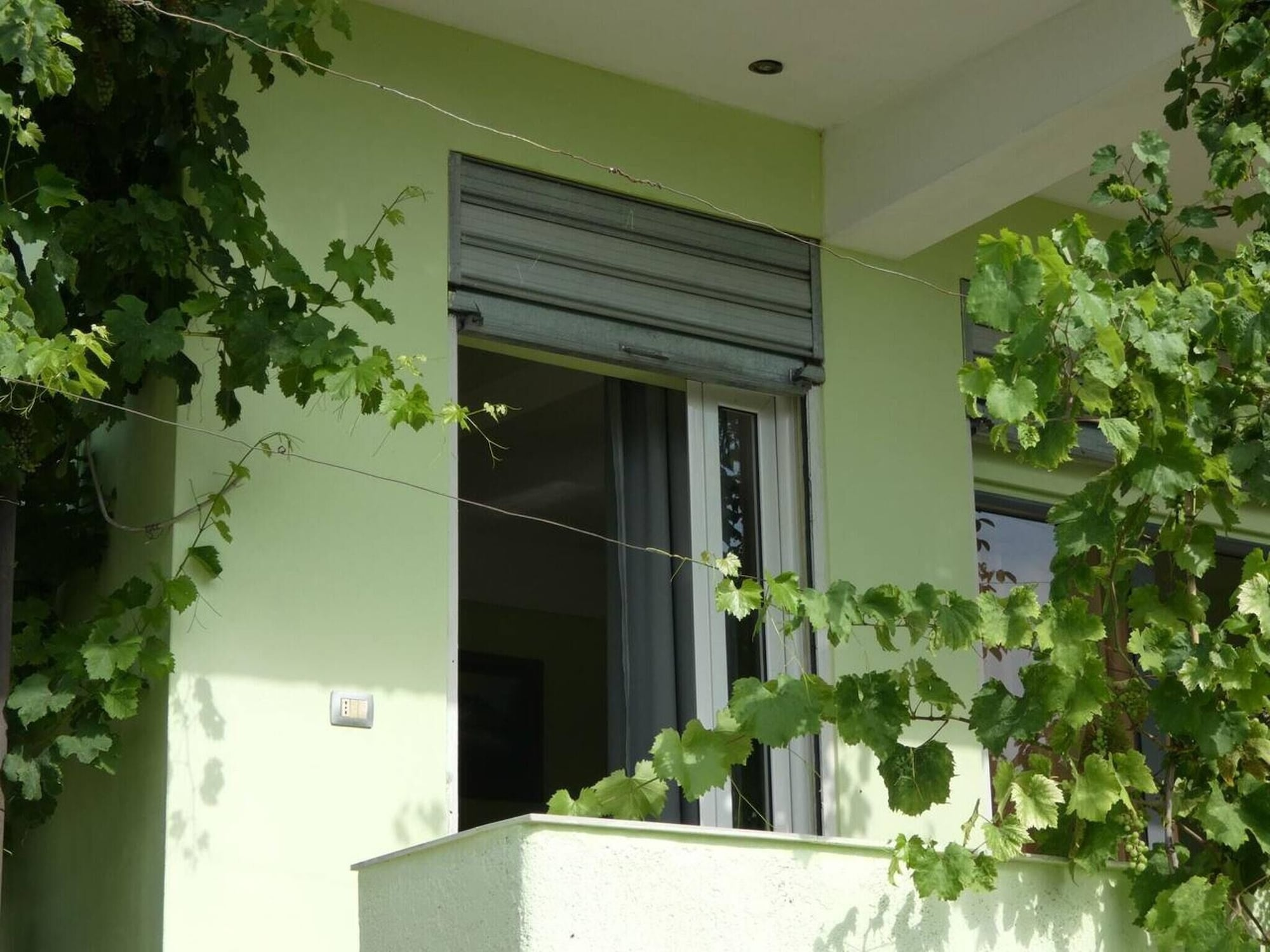 Studio in Berat, With Wonderful Mountain View, Enclosed Garden and Wifi - 107 km From the Beach, Beratit