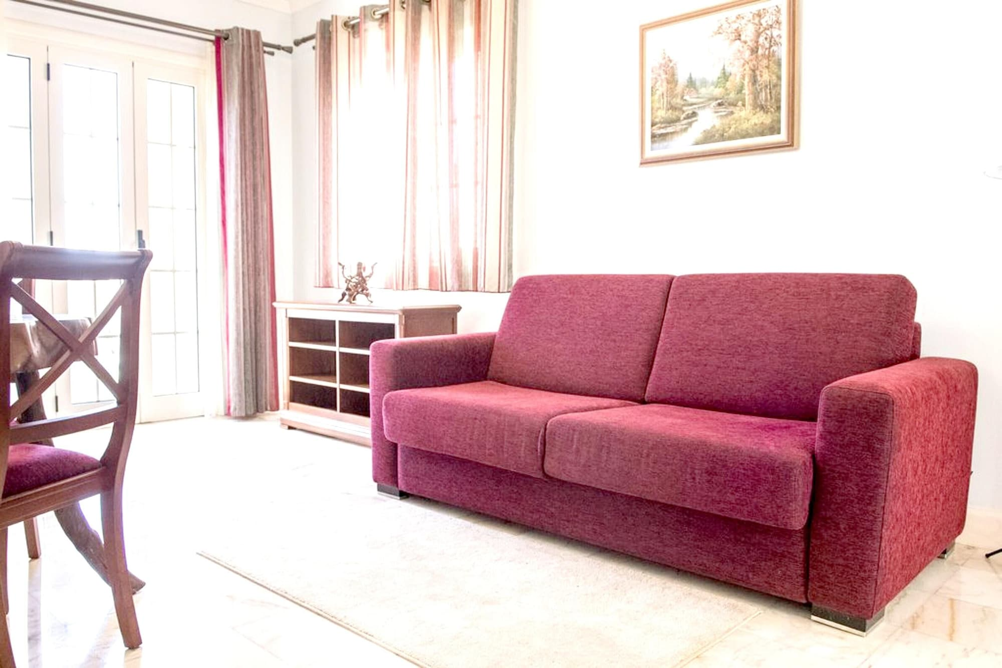Apartment With one Bedroom in Caniço, With Wonderful sea View, Shared Pool, Enclosed Garden - 1 km From the Beach, Santa Cruz