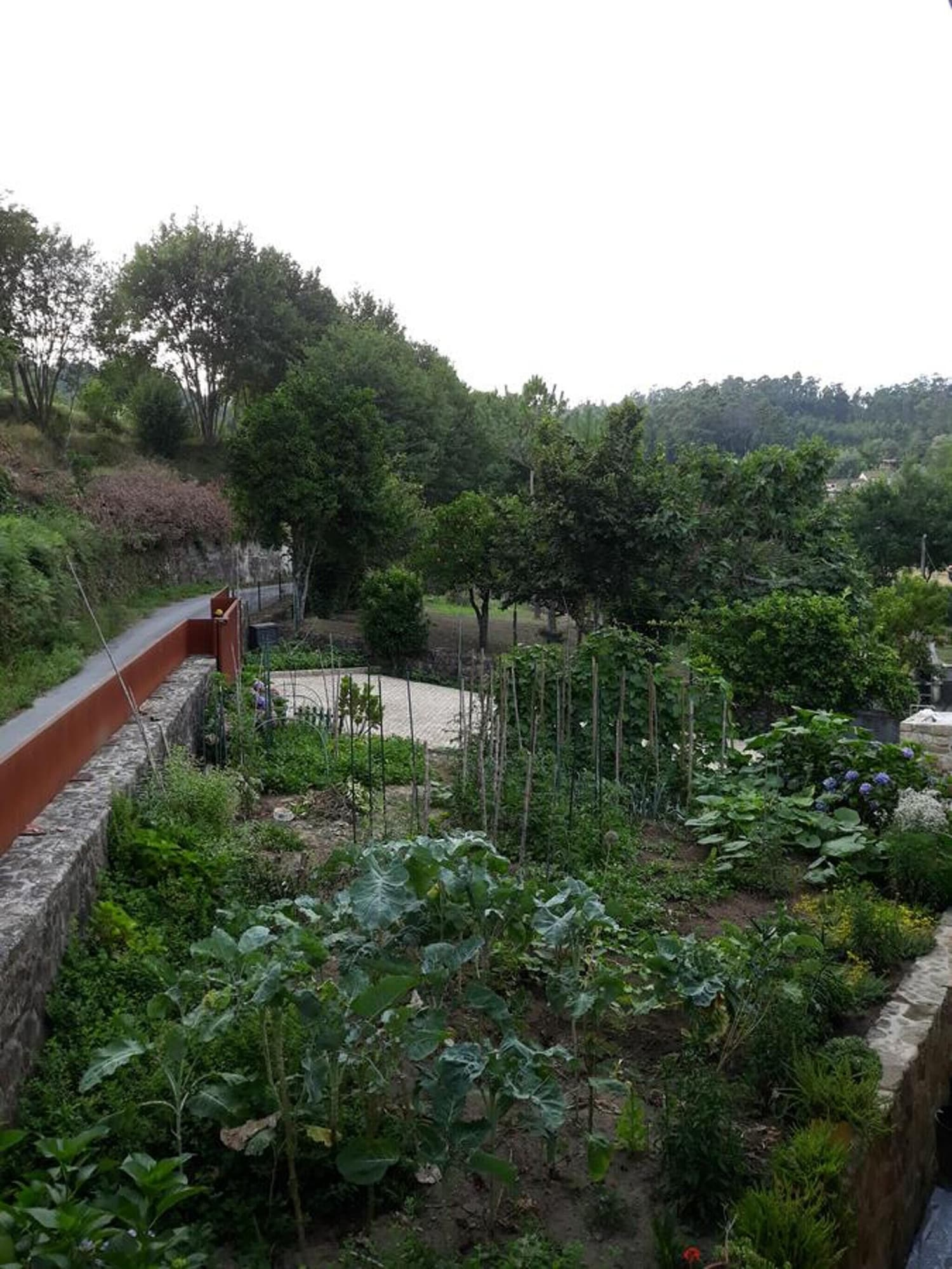 House With 3 Bedrooms in Gondiães, With Wonderful Mountain View, Enclosed Garden and Wifi, Vila Verde
