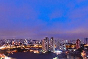聖保羅阿年比施泰根博閣城際飯店 Intercity São Paulo Anhembi