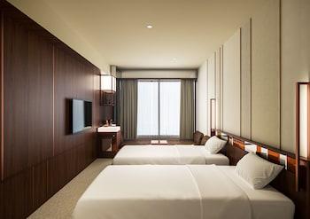ツインルーム 禁煙|カンデオホテルズ長崎新地中華街