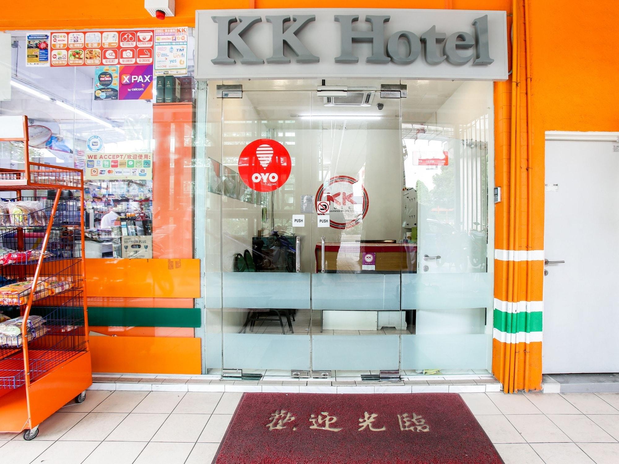 OYO 89579 Kk Hotel Jalan Pahang, Kuala Lumpur