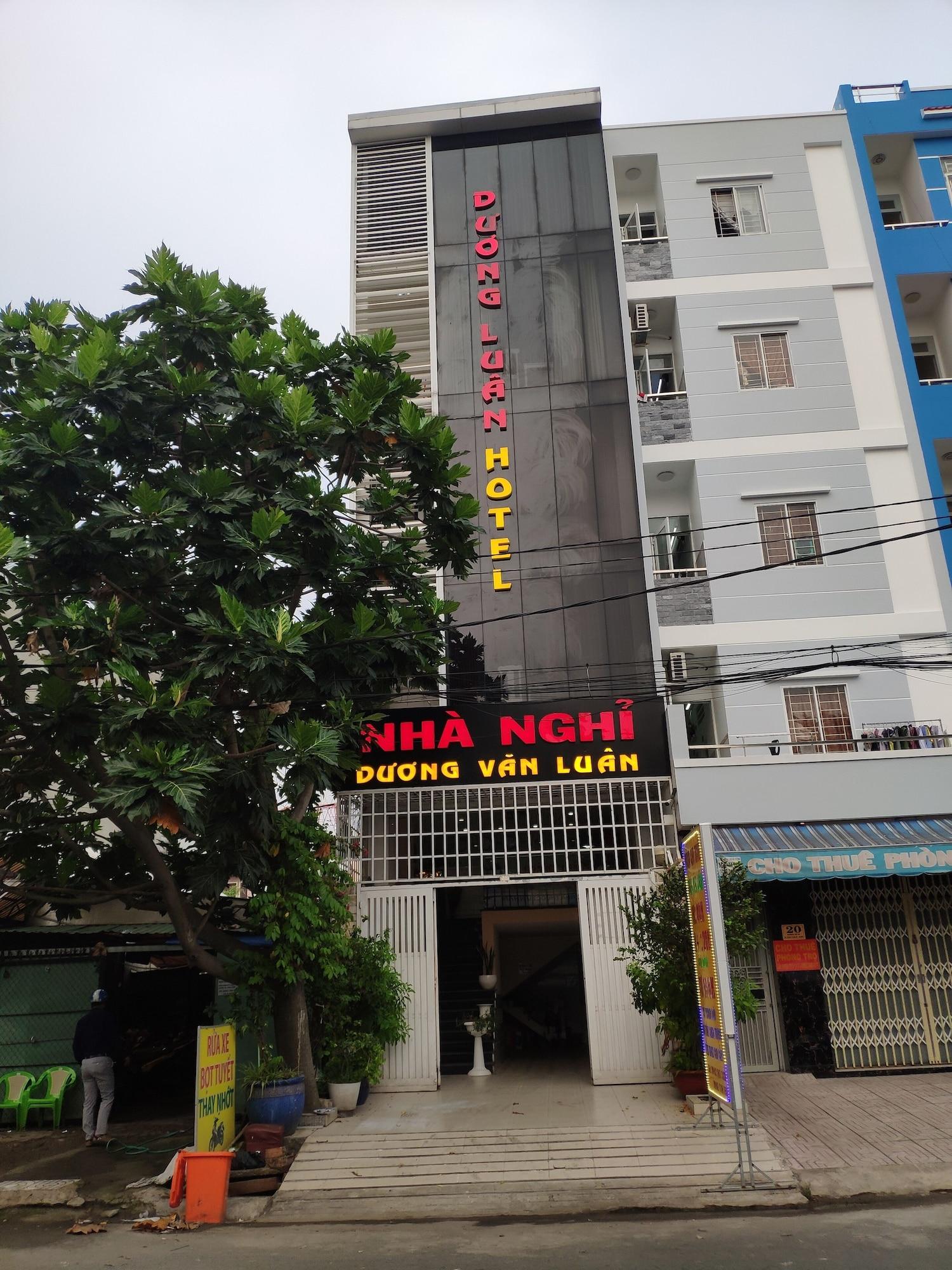 OYO 548 Duong Van Luan Hotel, Binh Tan