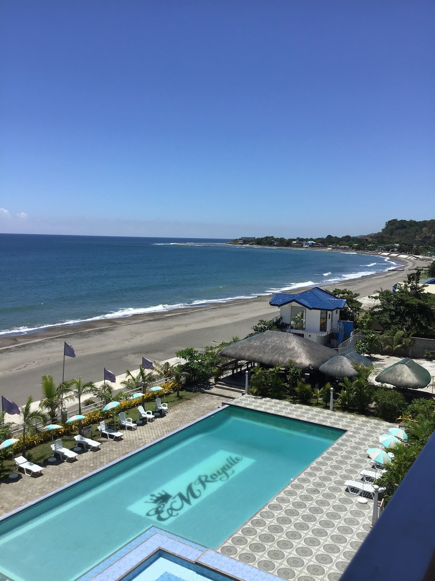 EM Royalle Hotel & Beach Resort, San Juan