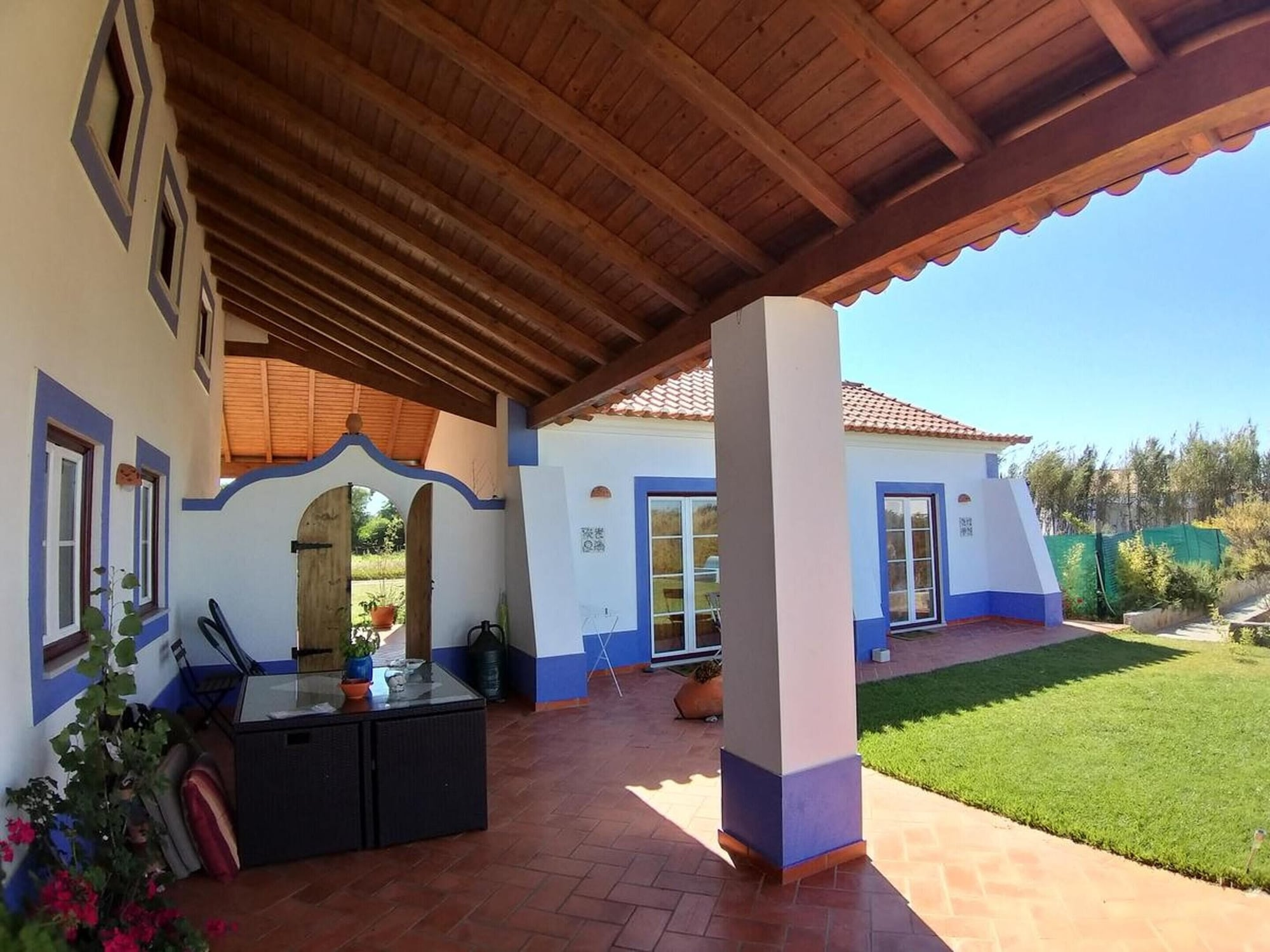 Villa With 5 Bedrooms in Cabo Sardão, With Private Pool, Enclosed Garden and Wifi - 13 km From the Beach, Odemira