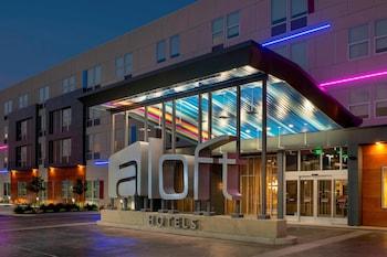 西奧馬哈雅樂軒萬豪飯店 Aloft by Marriott Omaha West