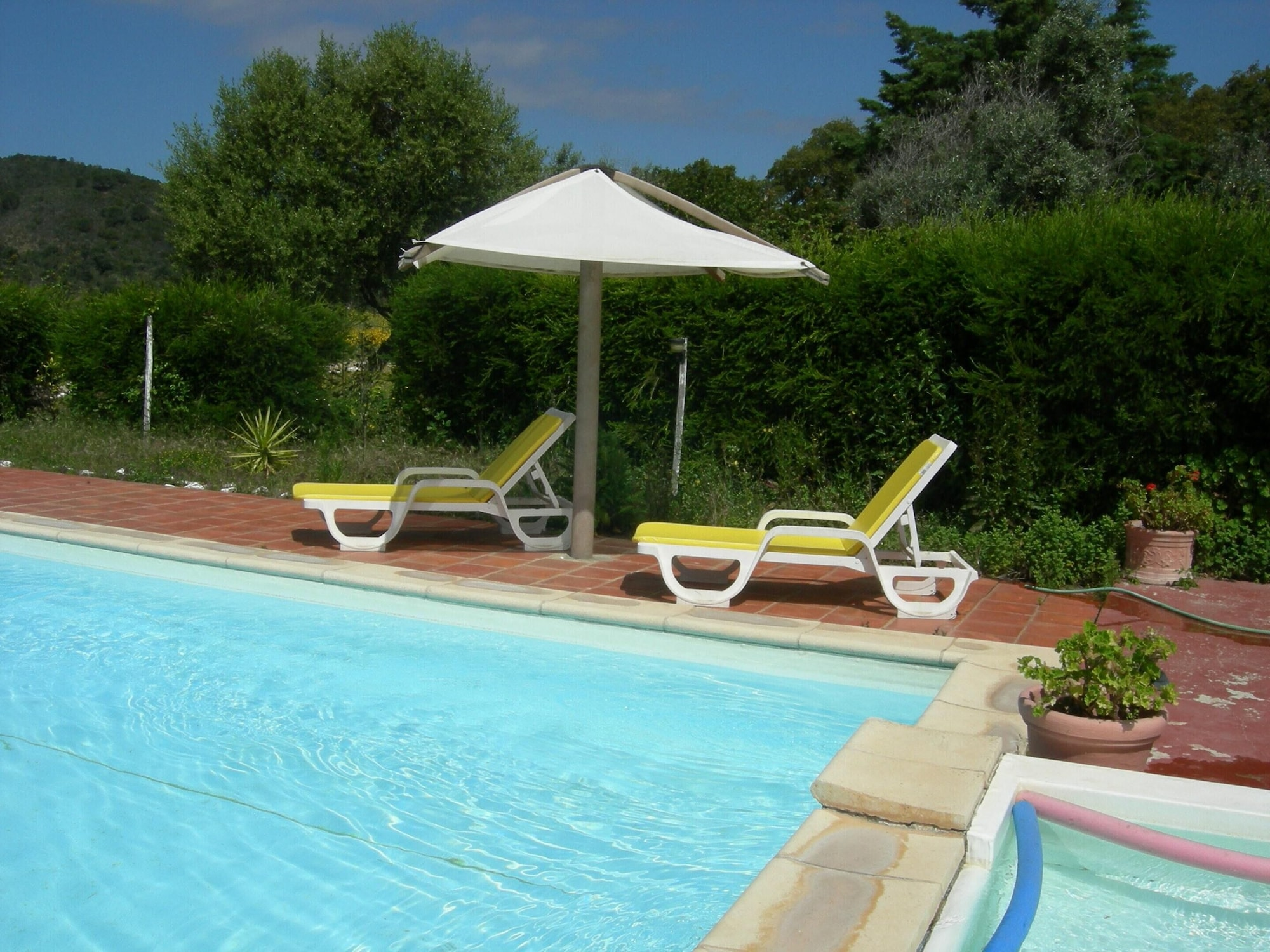 Villa With 2 Bedrooms in Grândola, With Wonderful Mountain View, Private Pool, Furnished Garden, Grândola