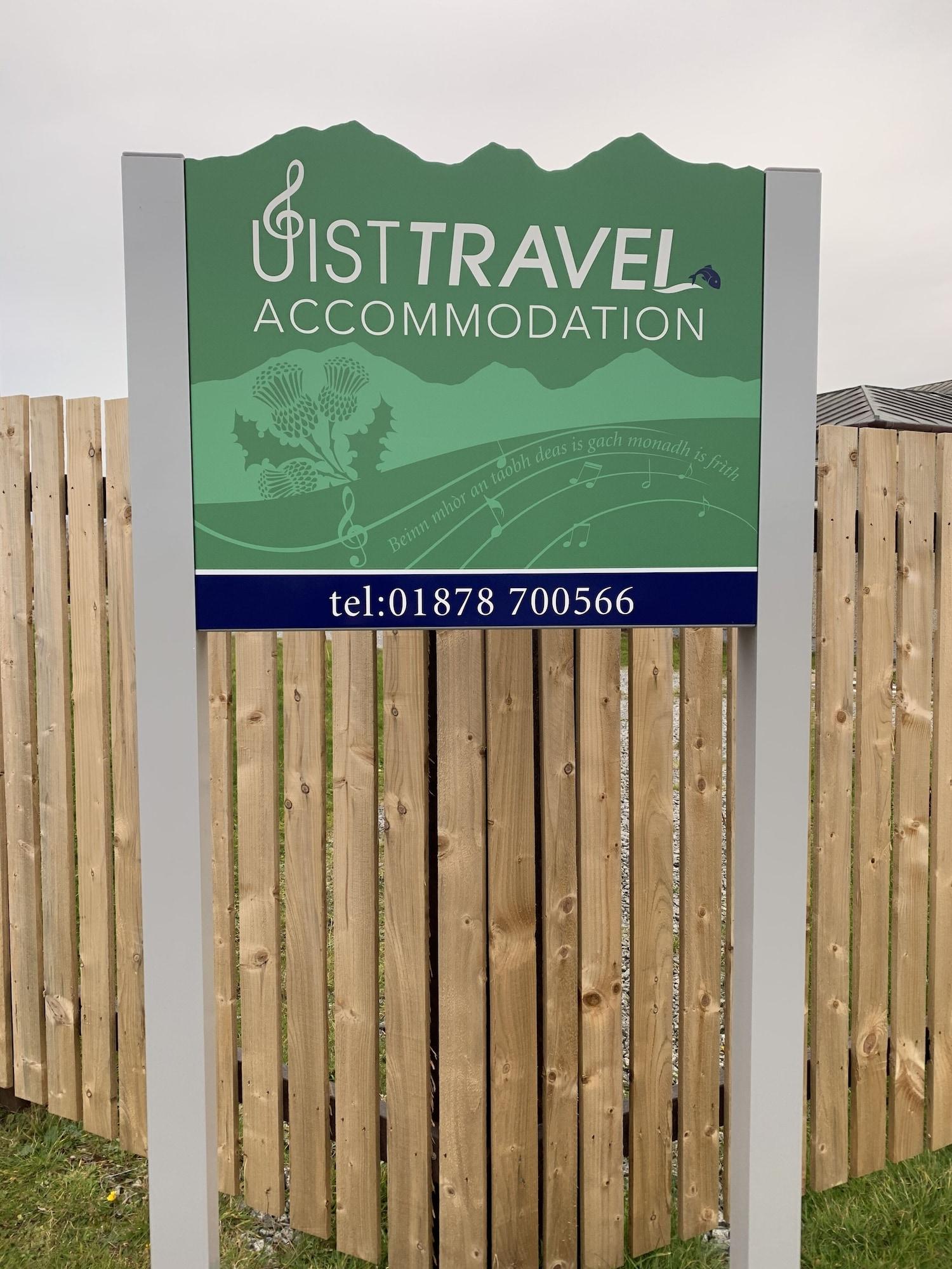 UIST Travel Accommodation, Eilean Siar