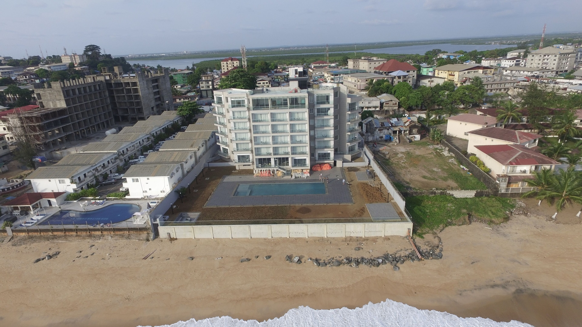 Waves Luxury Apartments, Greater Monrovia