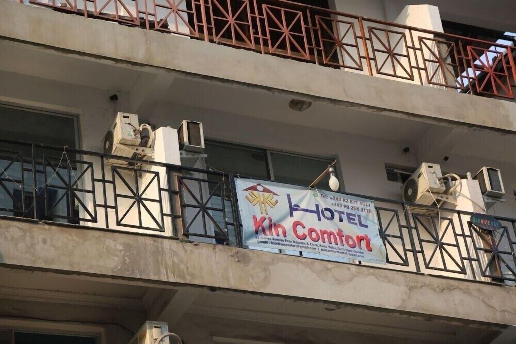 Hotel Kin Comfort, Kinshasa
