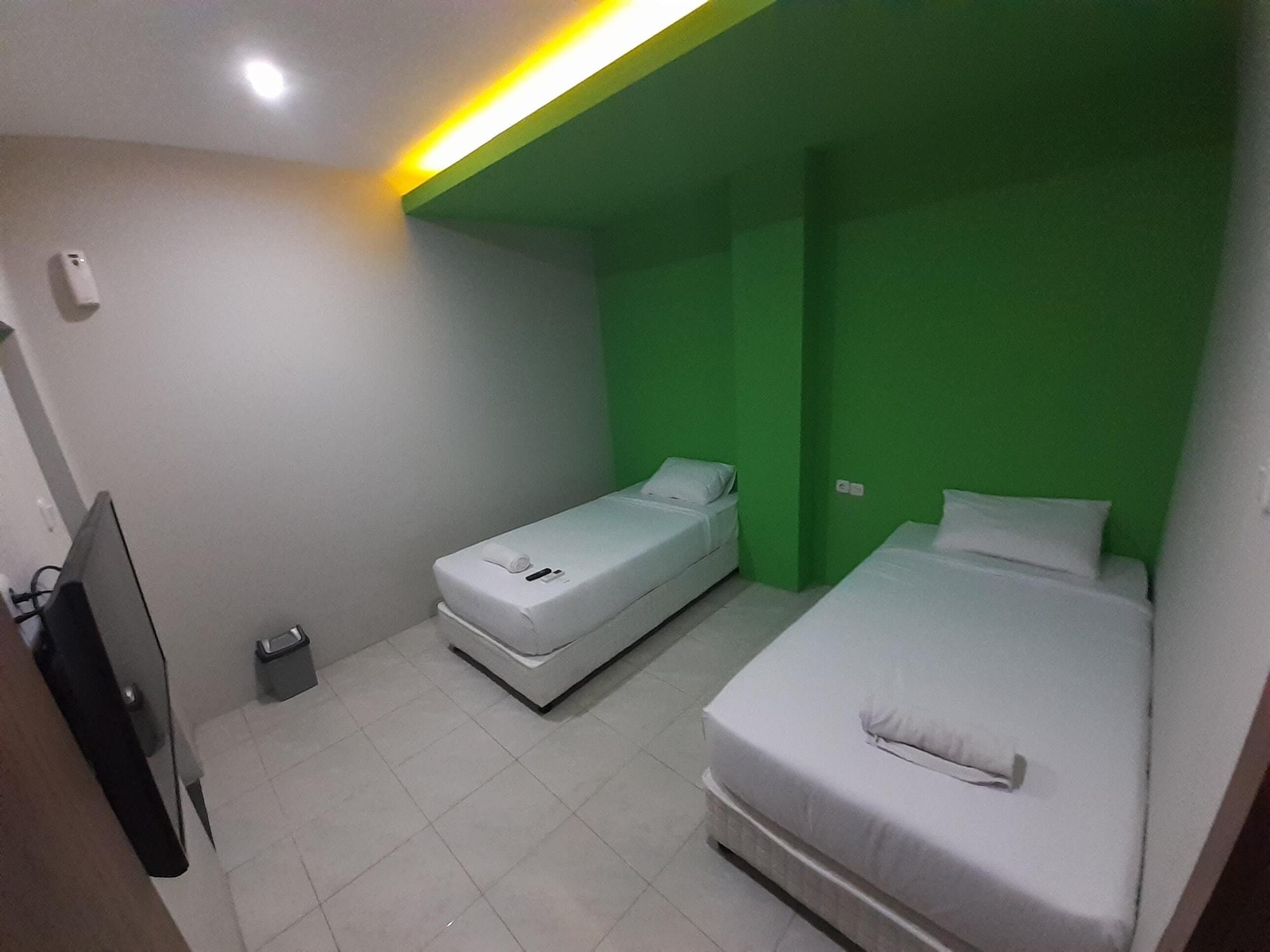 TriDD 01 Sriwijaya Hotel, Mataram