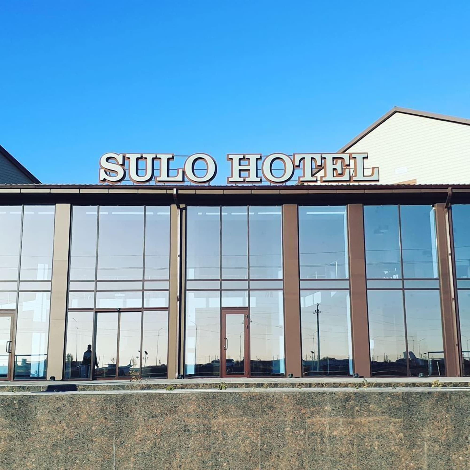 SULO Hotel, Makhambetskiy