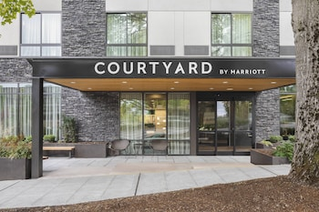 西雅圖北門萬怡飯店 Courtyard by Marriott Seattle Northgate