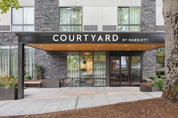 西雅圖北門萬怡飯店 Courtyard by Marriott Seattle Northgate