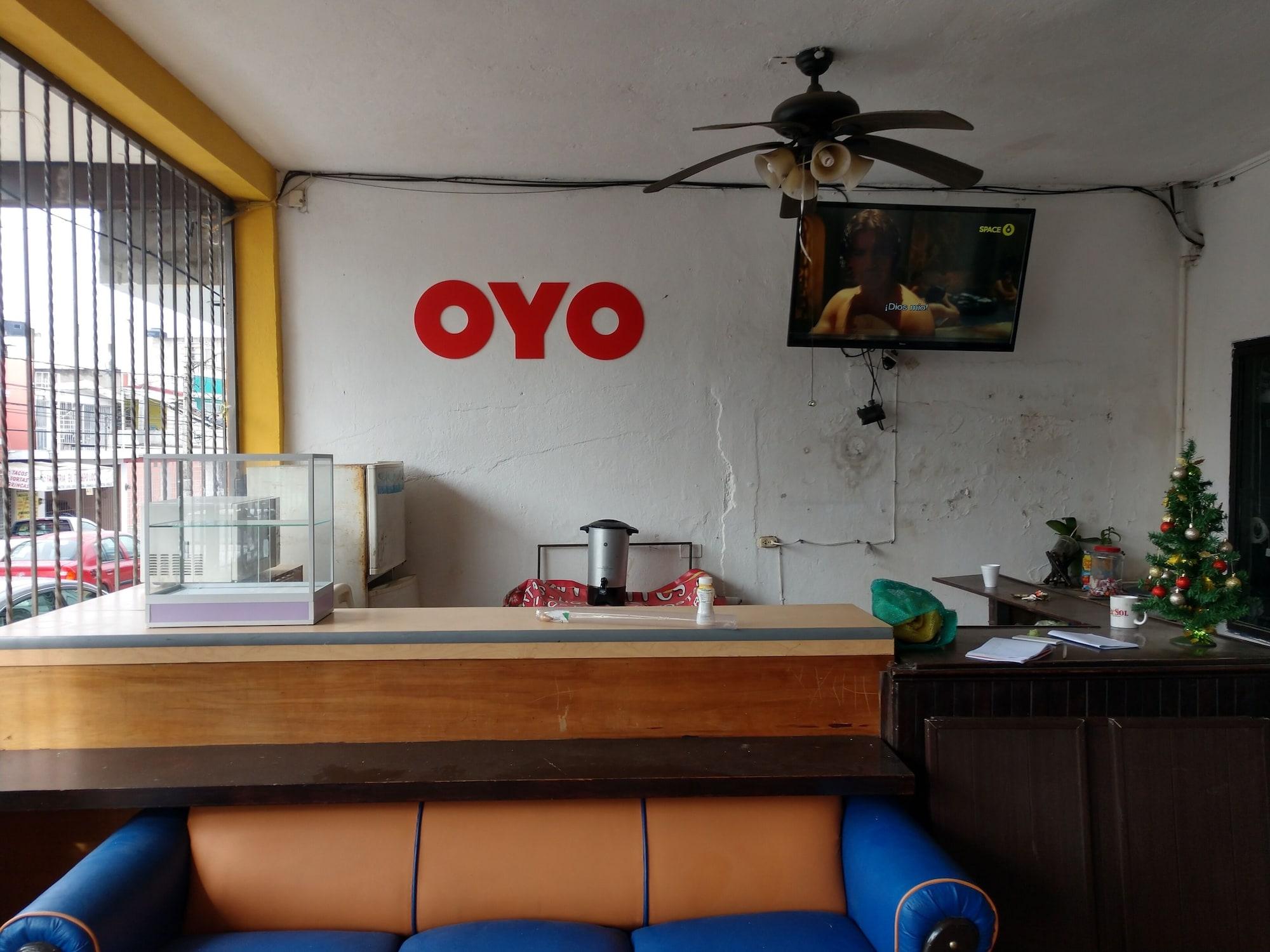 OYO Hotel Posada Los Faroles, Centro