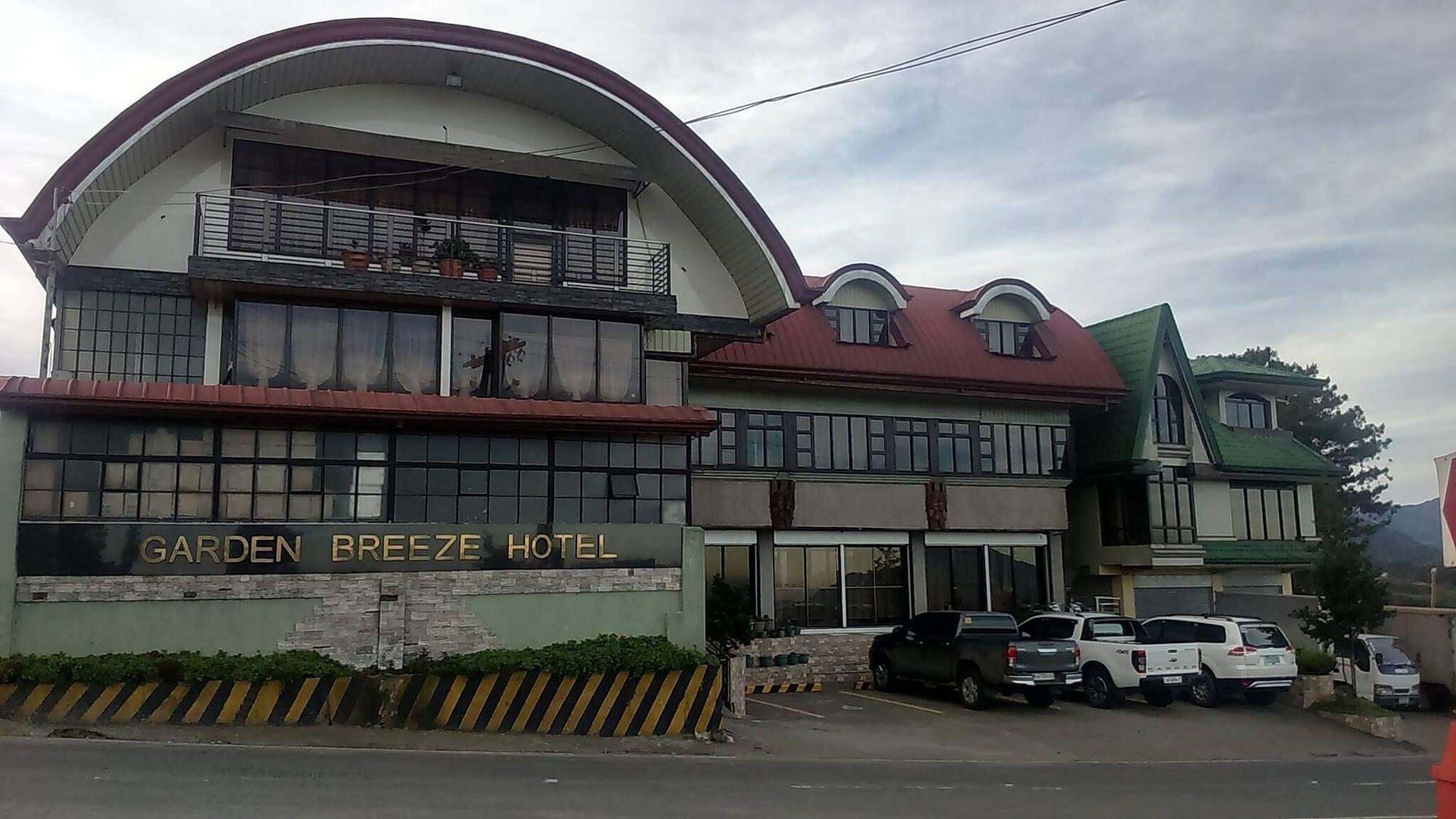 RK's Garden Breeze Hotel & Restaurant, Buguias