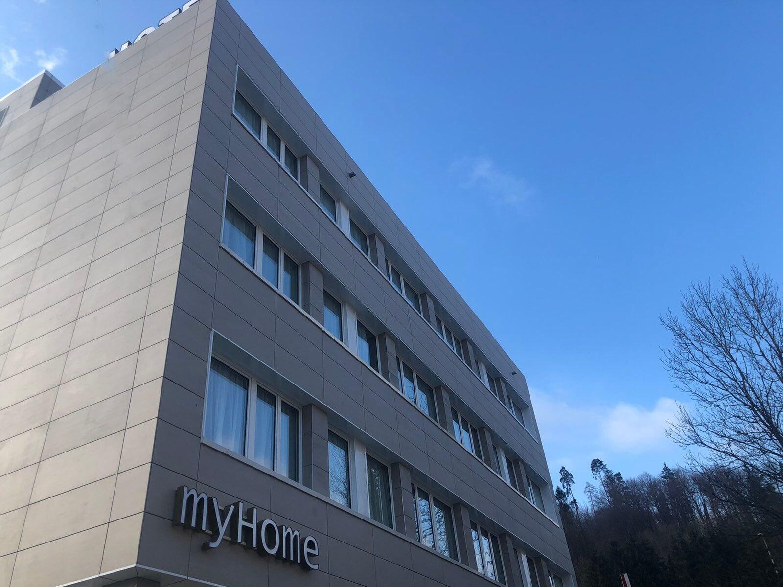 My Home Hotel, Winterthur