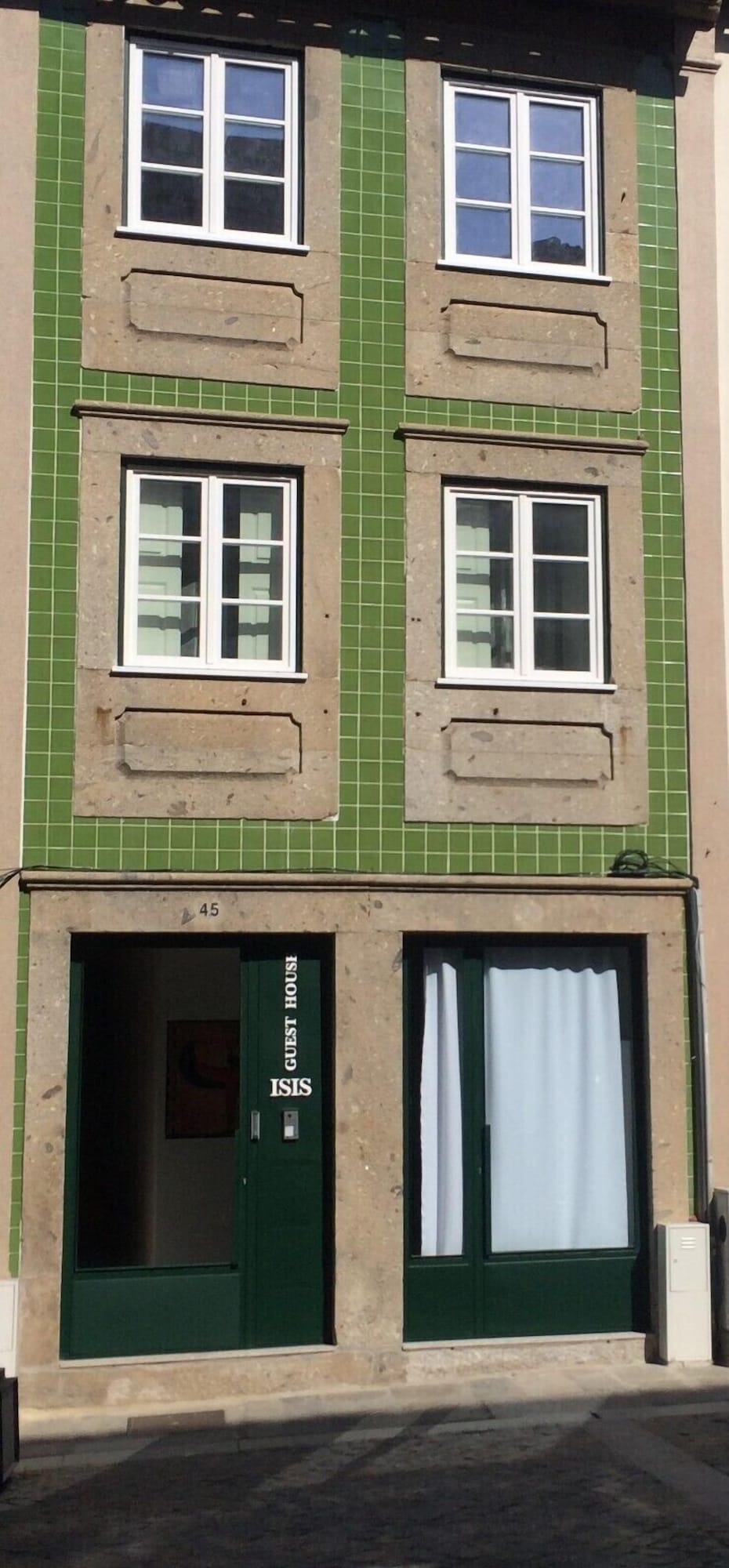 ISIS Guest House, Braga