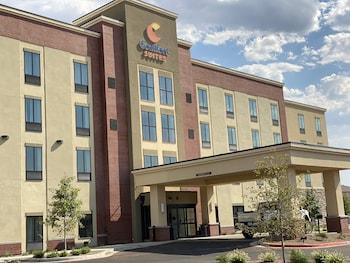 Comfort Suites Midland West Comfort Suites Midland West