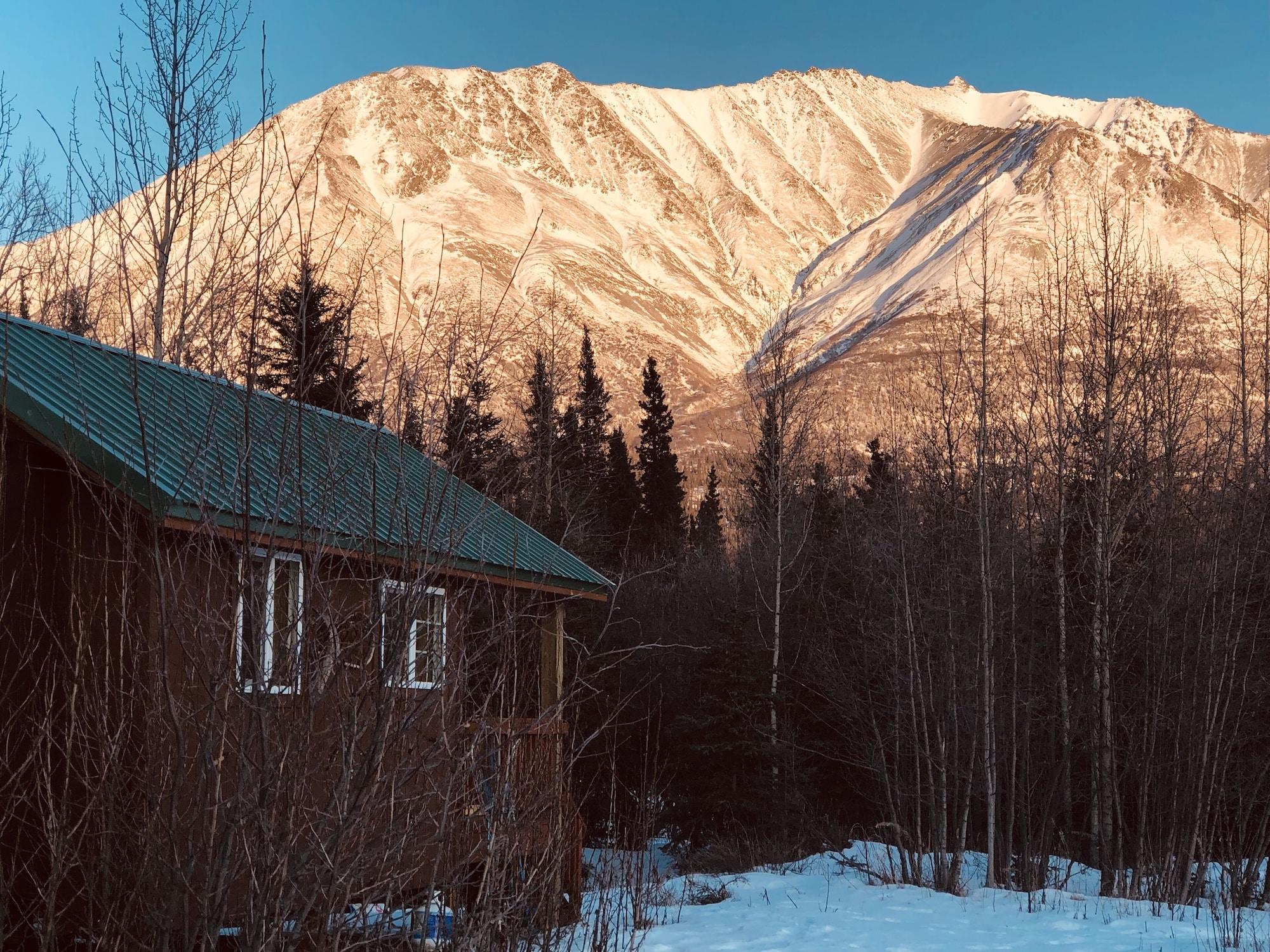 Wrangell Mountain Lodge, Valdez-Cordova