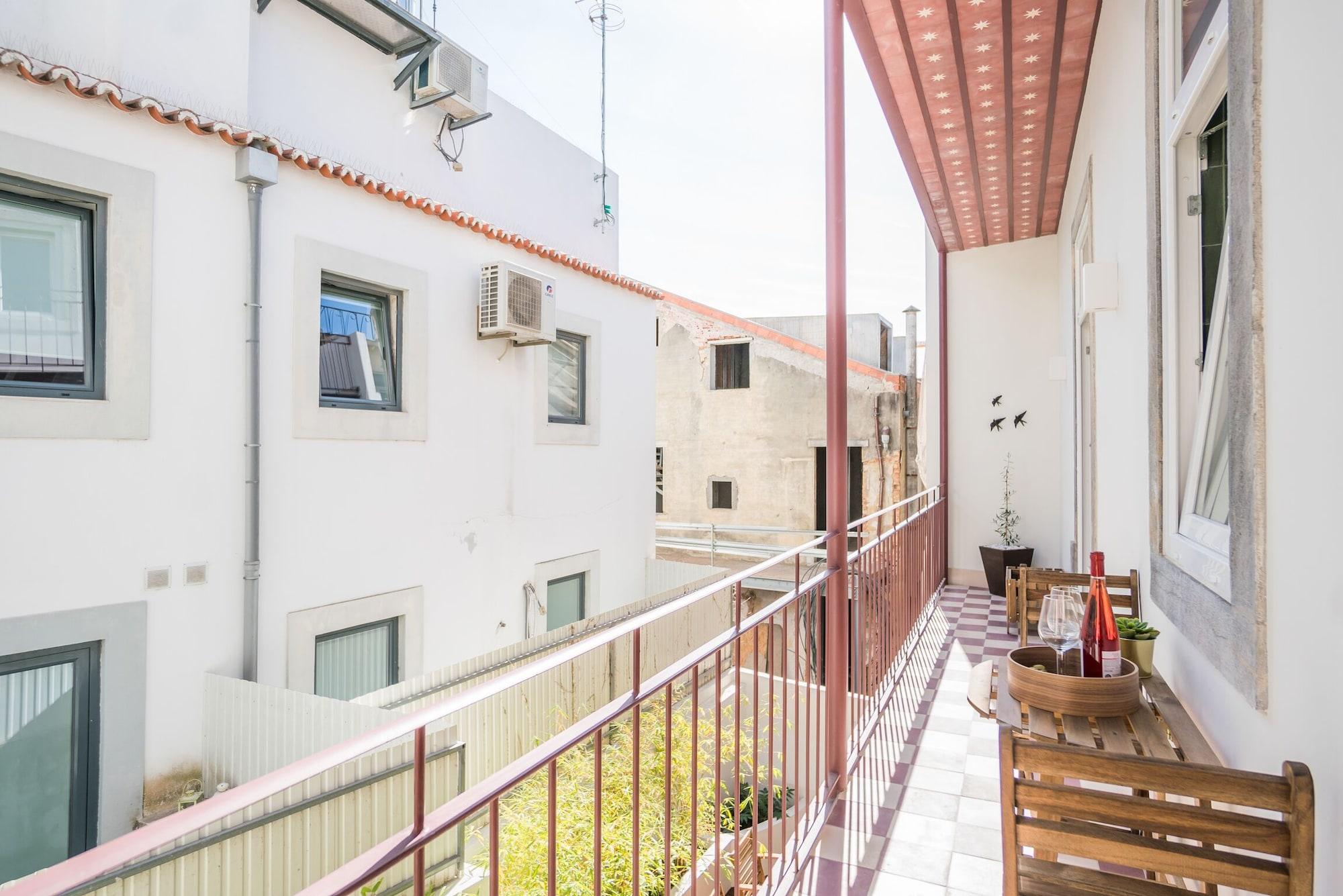 Stylish Apartment near Av Liberdade, Lisboa