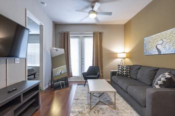 特大雙人床 - 奢華醫療中心設備齊全公寓式客房飯店 King BED - Luxurious MED Center Fully Equipped Condo