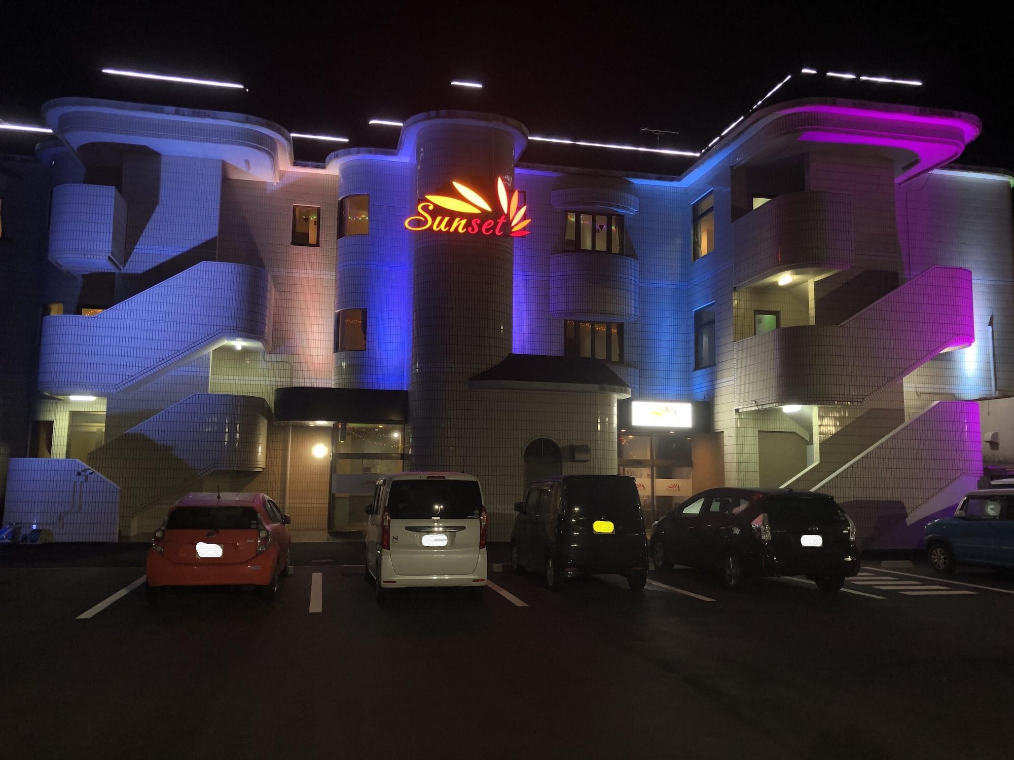 Hotel Sunset - Adults Only, Chōshi