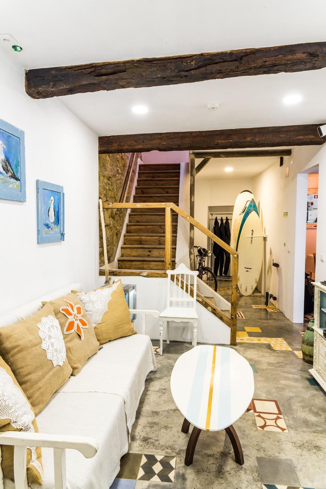 The Surf Embassy Hostel, Peniche