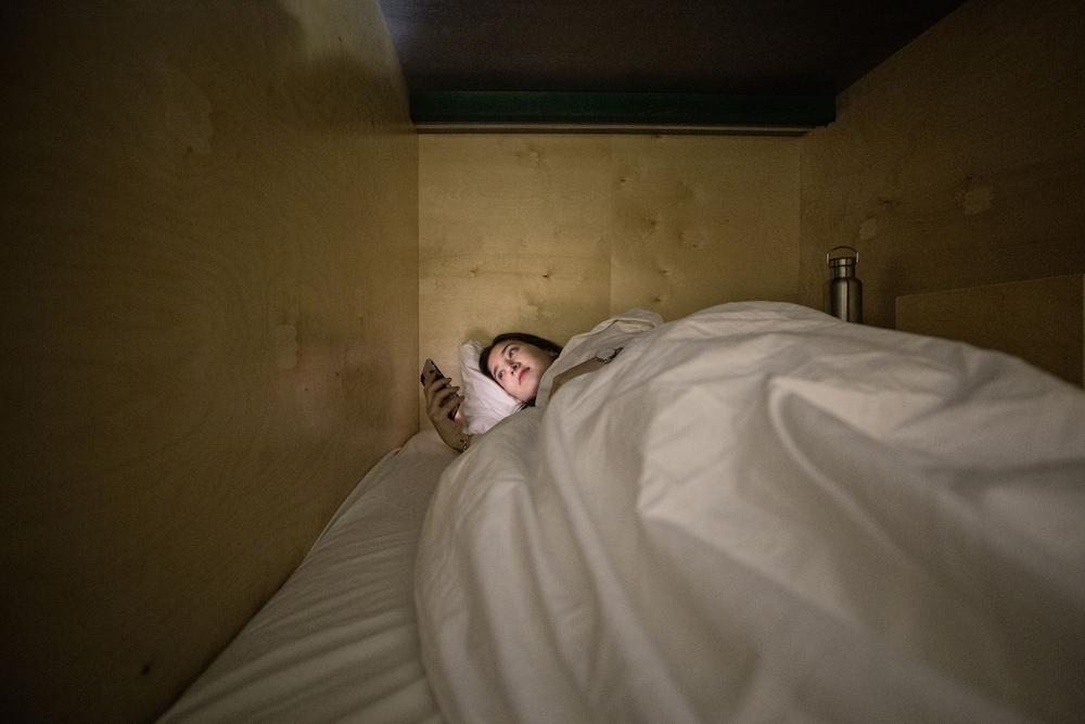 グリーン マルモット カプセル ホテル チューリッヒ