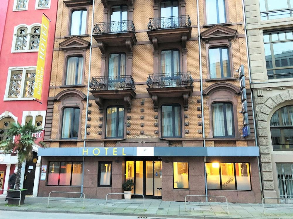 フランクエア スター ホテル フランクフルト シティ