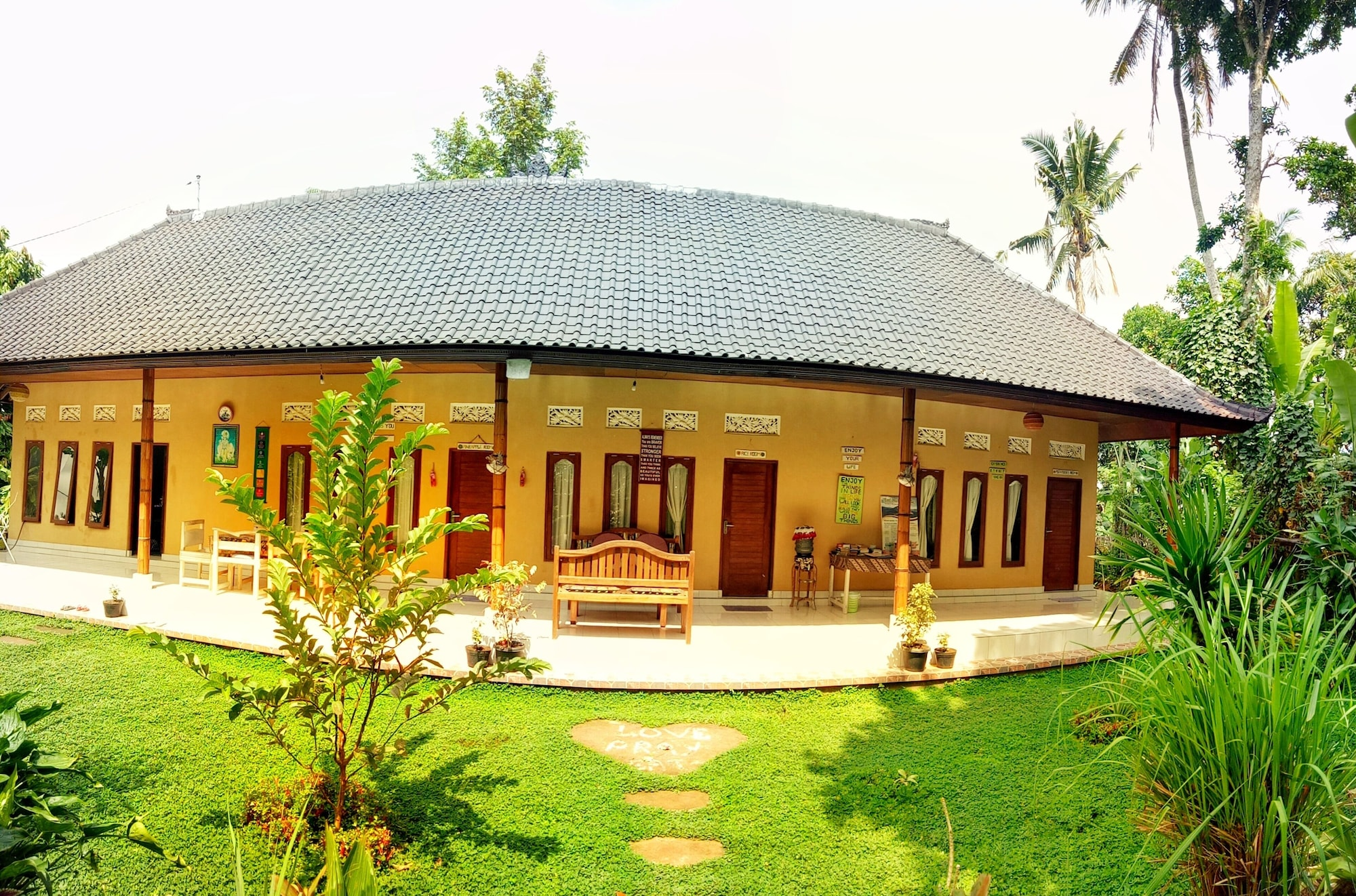 Bucu Hidden Guest House, Gianyar